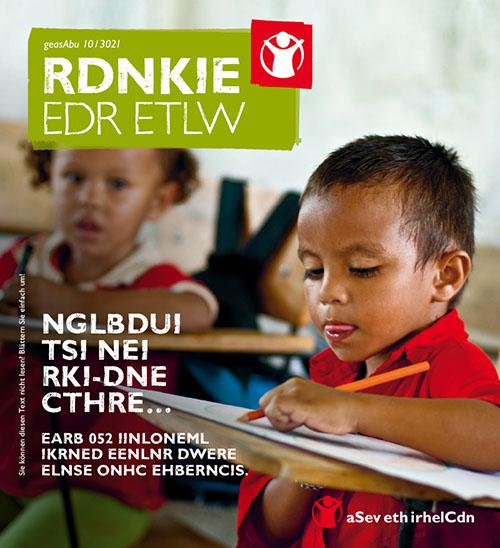 Kinder der Welt - Save the Children