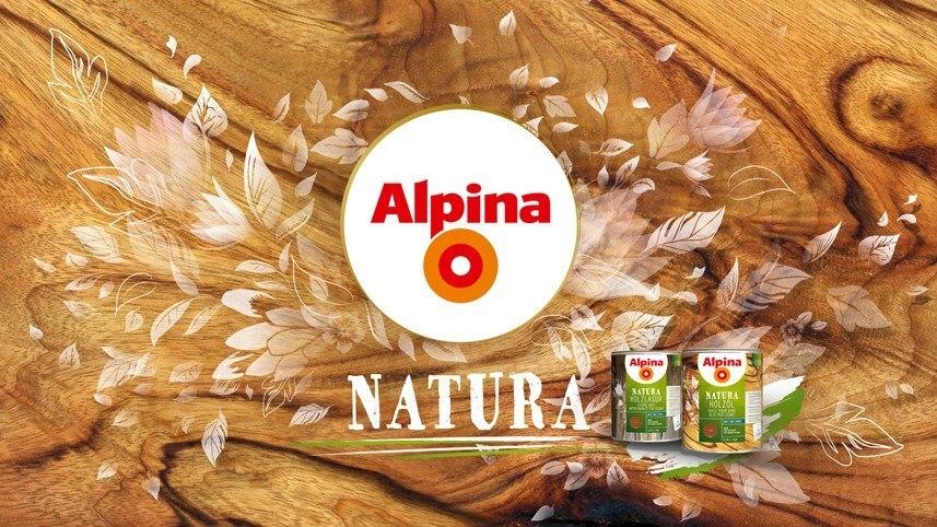 kakoii Berlin Werbeagentur Alpina Natura. Markenrelaunch.