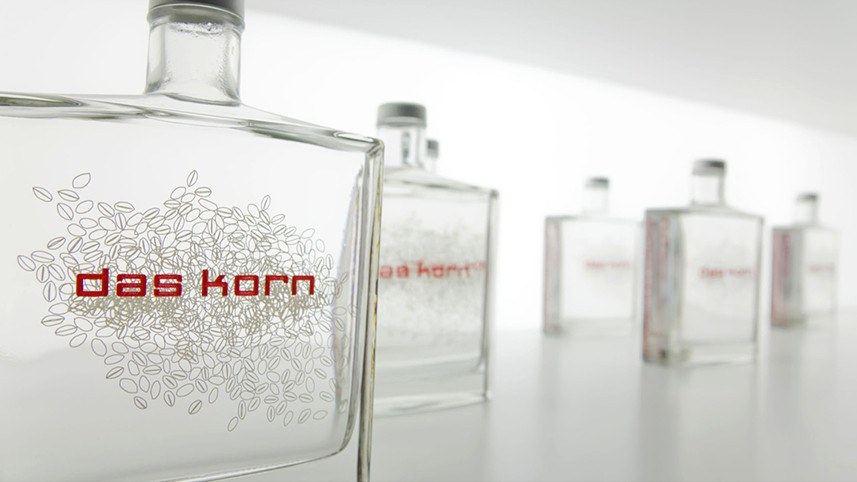 Kakoii Berlin Werbeagentur Das Korn. Verpackungsdesign.