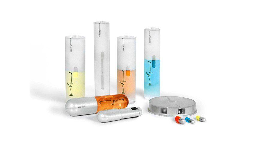 Kakoii Berlin Werbeagentur Shiseido. Packaging Design.
