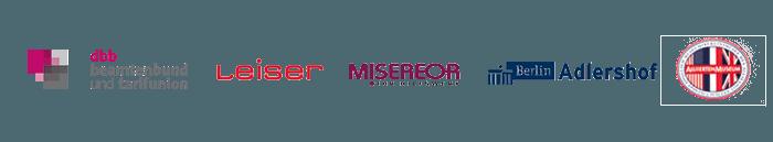 Leiser - Adlershof - Misereor - dbb - Alliiertenmuseum