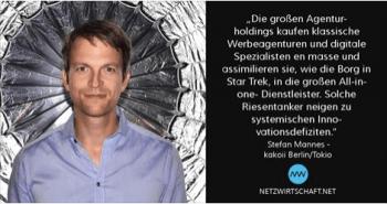 Interview mit Stefan Mannes von kakoii auf Netzwirtschaft.net