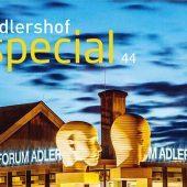 Titelcover Adlershof Special Ausgabe 44