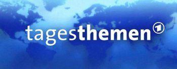 Logo der ARD Tagesthemen