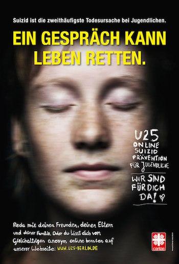 Caritas Kampagne U25
