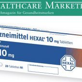 Neues Hexal Verpackungsdesign Healthcare Marketing