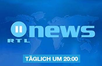 Logo der RTL 2 News