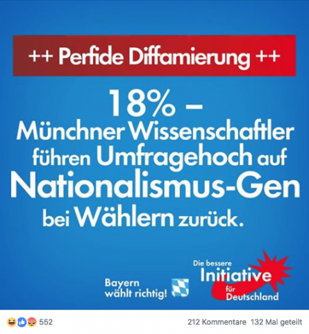 Social Media Wahlkampf