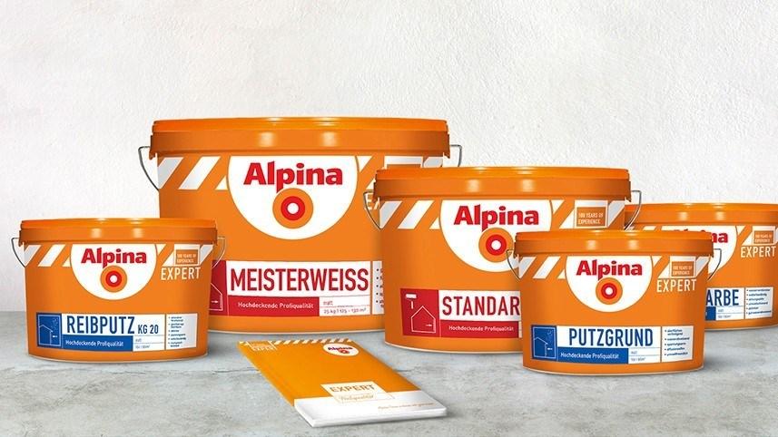 kakoii Berlin Werbeagentur Alpina Expert. Packaging.