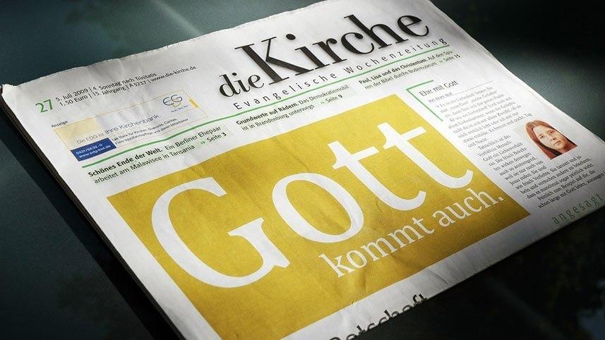 Kakoii Berlin Werbeagentur - Fest der Kirchen. Presse.