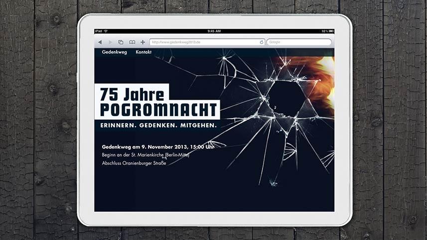 Kakoii Berlin Werbeagentur - Berliner Kirchen. Web.