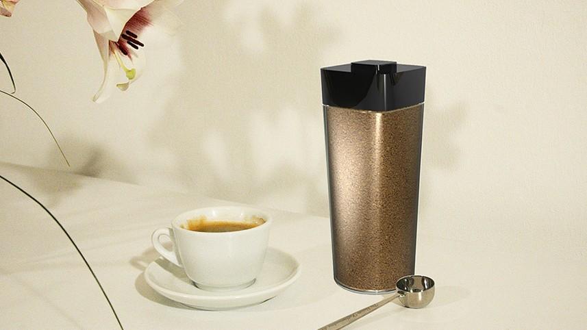 Kakoii Berlin Werbeagentur Deutsche Extrakt Kaffee. Verpackungsdesign.