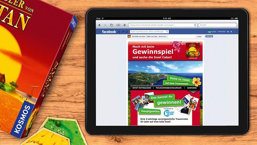 Kakoii Berlin Werbeagentur - Kosmos. Social Media Kampagne.