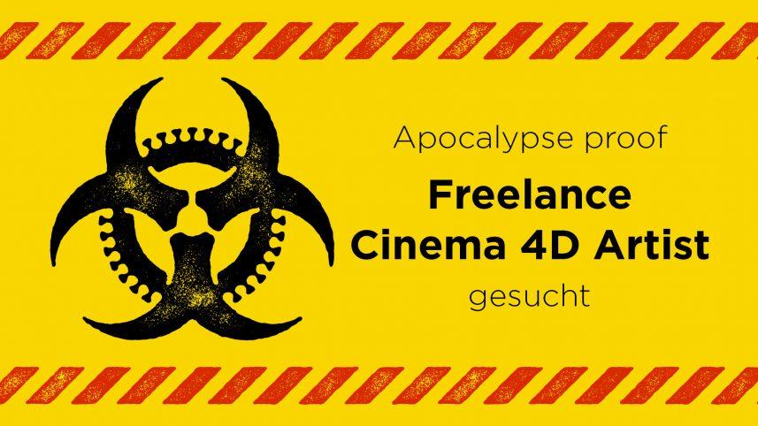 Freelance Cinema 4D Artist