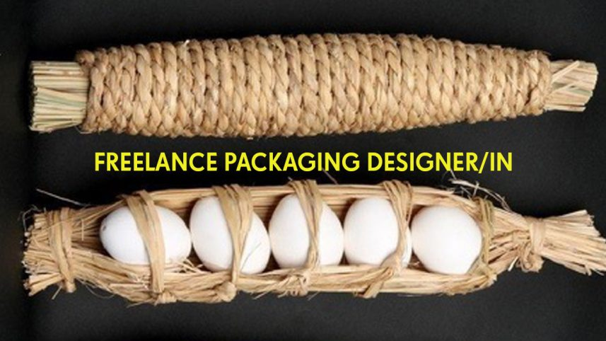 Freelance Packaging Designer gesucht